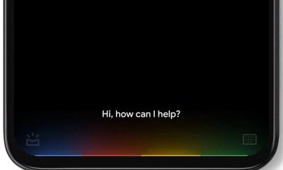 El nuevo Asistente de Google requiere la navegación por gestos de Android 10