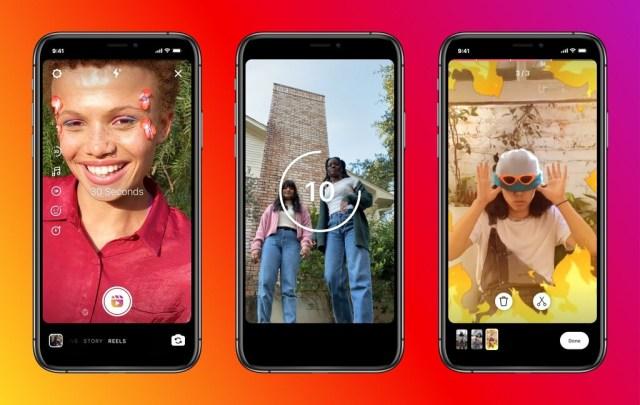 Instagram impulsa Reels con vídeos más largos y nuevas opciones de edición    Beta Móvil