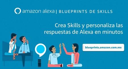 Blueprints Alexa Mexico