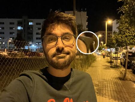 Selfie Angular Noche