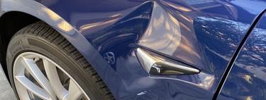 La nueva función de invocar el coche de forma autónoma de Tesla ya  muestra sus primeros problemas en aparcamientos de EEUU