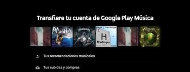 Cómo transferir tu música subida de Google Play Music a YouTube Music