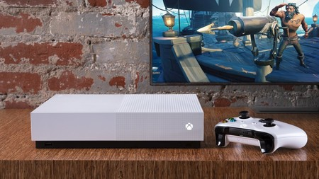 Xbox One S All Digital Inside 1