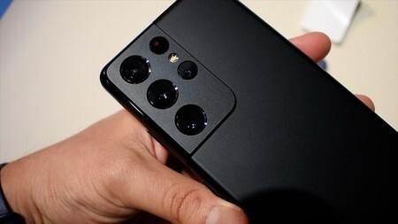 Samsung Galaxy S21 Ultra Primeras Impresiones Mexico Camara
