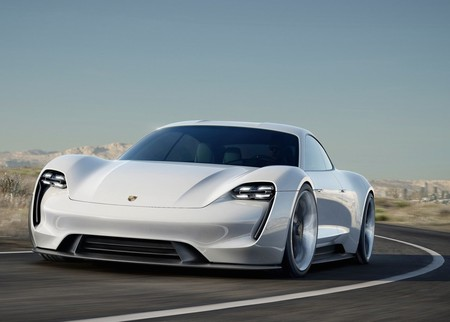 Porsche Taycan coches eléctricos 2019