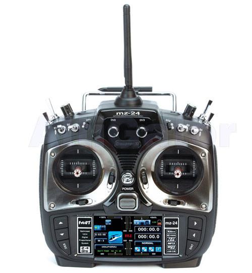 Graupner Mz 24 Hott Radio Control