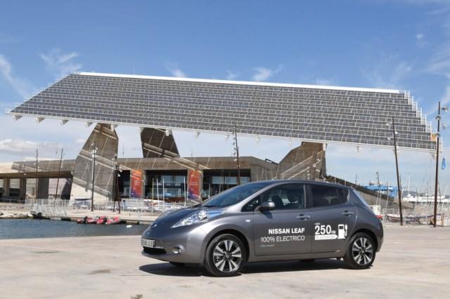 Nissan Leaf treinta kWh