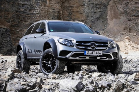 Mercedes Benz Classe E All Terrain 4x4