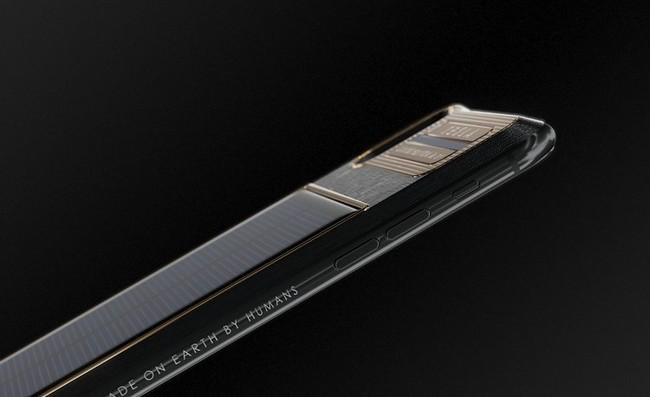 Caviar Iphone X Tesla 6