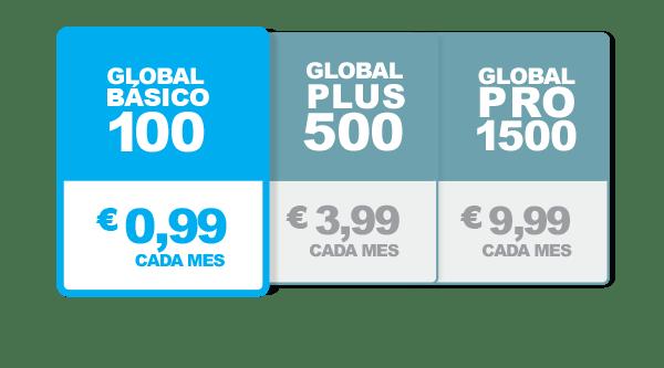 Bonos de llamadas internacionales