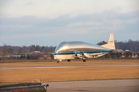 Nasa Super Guppy 5