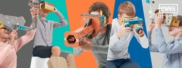 Nintendo Labo VR Kit: todo lo que entendemos hasta ahora del nuevo Nintendo Labo dedicado a la realidad virtual