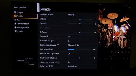 Sonido Ez950