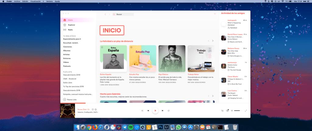 Permalink to Spicetify, o cómo personalizar por completo la apariencia de Spotify en Windows, Linux y macOS