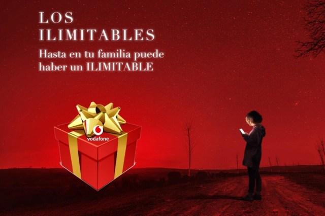 Vodafone regalará datos(info) ilimitados y el localizador V-Multi Tracker por Navidad