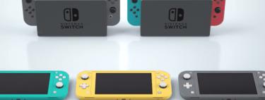 Nintendo Switch Lite ya a la venta en España: en qué se diferencia de la Nintendo Switch