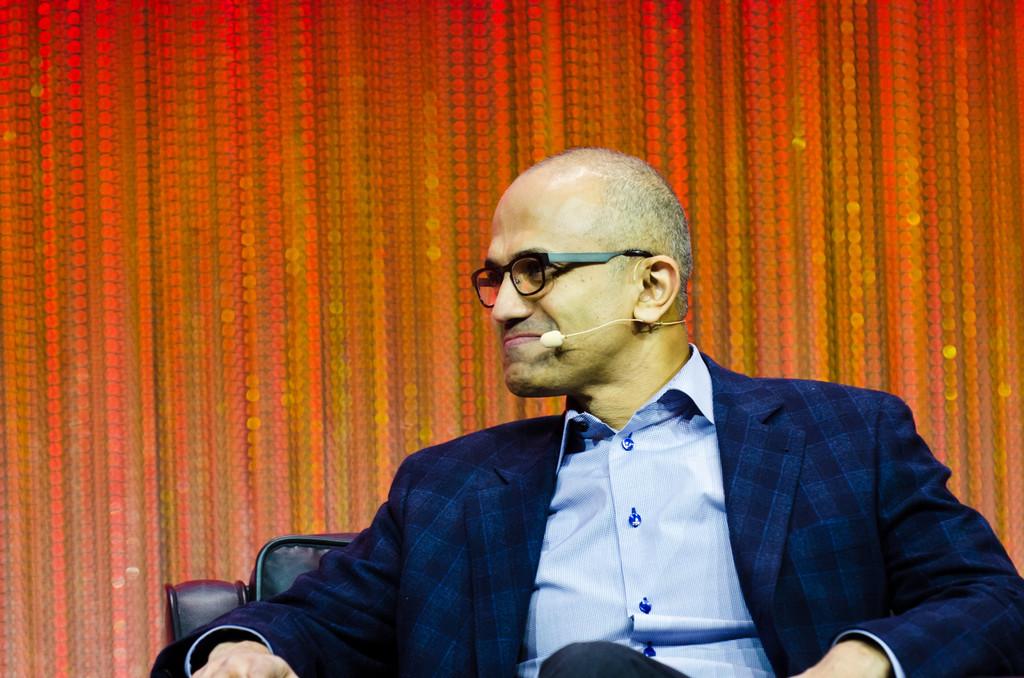 Microsoft no explota la información personal de sus usuarios para aumentar ganancias, asegura Satya Nadella