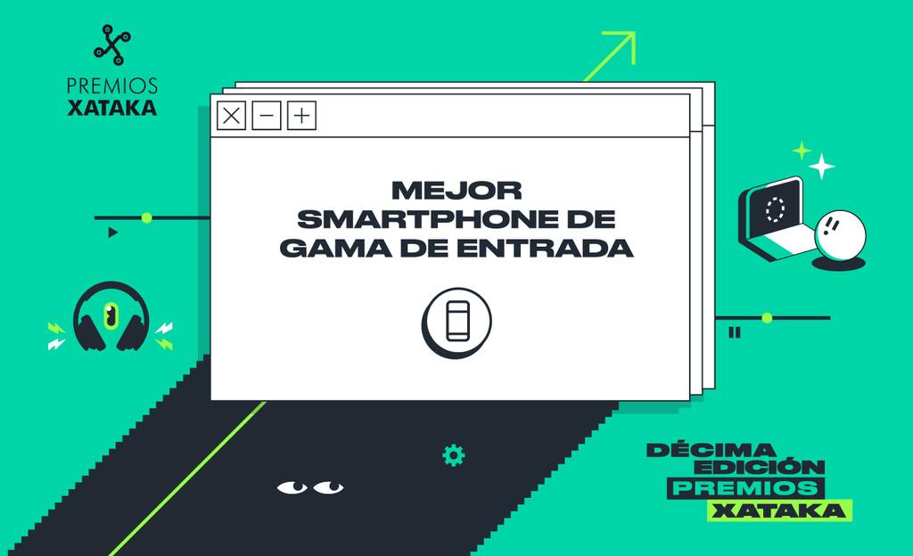 Mejor smartphone de gama de entrada: vota en los Premios Xataka 2019