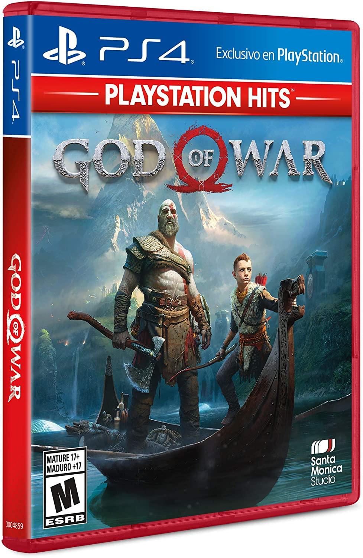 Gof of War (PlayStation Hits) - PlayStation 4