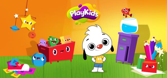 Aplicativos Playkids