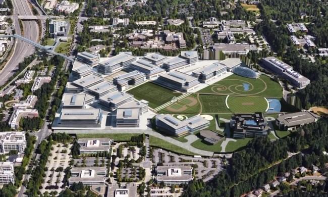 Permalink to Microsoft prepara su nuevo campus en Redmond, pero será mucho más tradicional que el Apple Park