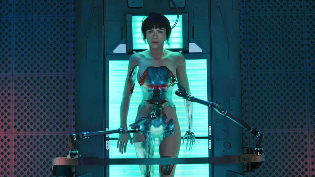 Permalink to Los secretos tras el fascinante traje de Scarlett en 'Ghost In The Shell': así fue el trabajo de Weta Workshop