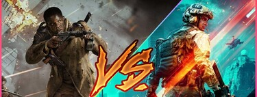 Battlefield 2042 vs.  Call of Duty: Vanguard: this year the war to be the best war shooter is fought in two generations of consoles