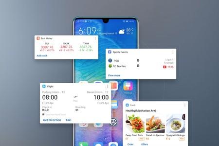 Huawei Mate 30 Software