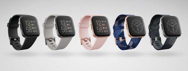 Fitbit Versa 2: el nuevo reloj inteligente de Fitbit, ahora con reconocimiento de voz y la posibilidad de interactuar con Alexa