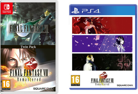 Final Fantasy Box