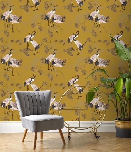 Leroy Merlin wallpaper