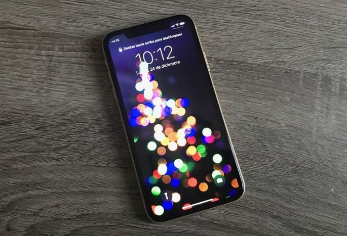 21 fondos de pantalla navideños para iPhone y iPad con los que celebrar las fiestas