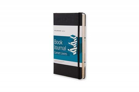 Moleskine cuaderno de libros 1