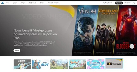Ps Plus Video Pass 2306505