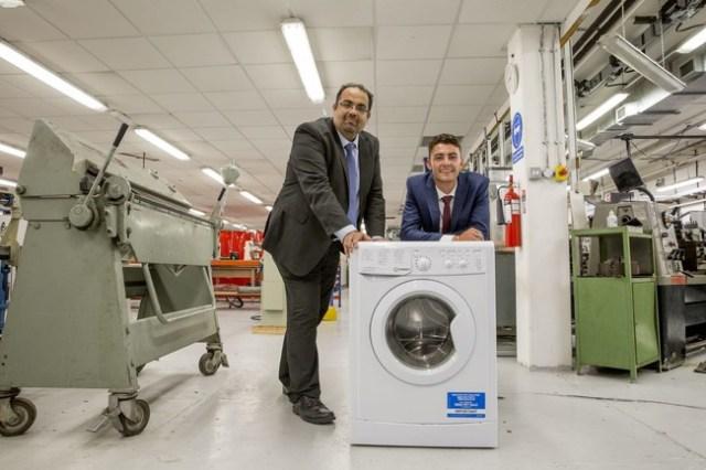 Plastic Counterweight Washing Machine Concrete