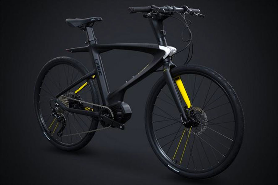 Permalink to Alexa también en la bicicleta: la e-bike Cybic E-Legend es la primera en integrar el asistente de Amazon