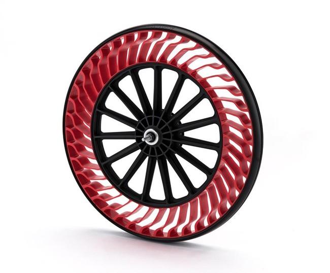 Bridgestone Air Free Bicycle Tires 1