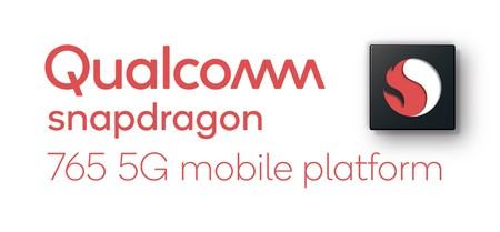 Qualcomm Snapdragon 765 5g Mobile Platform Logo Horizontal