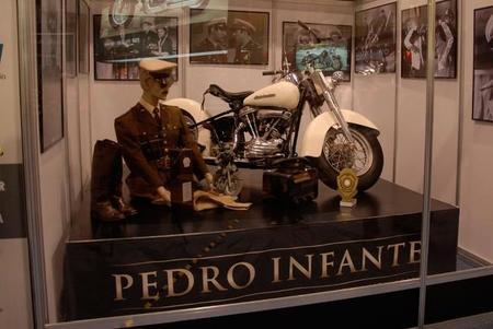 La moto de Pedro Infante