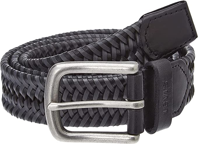Levi's Woven Leather Stretch Belt Belt for Men