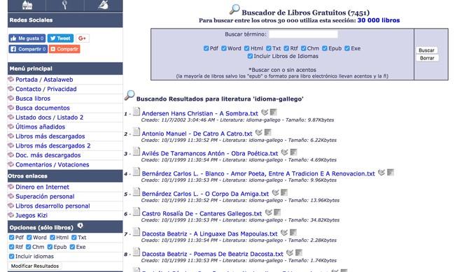 Window Y Buscador Interno De Libroteca Net Libros Gratis Clasicos De La Literatura Miles De Libros