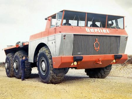 Berliet T100 número 4