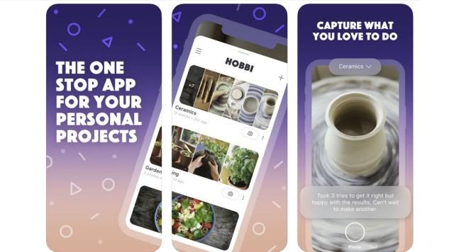 Facebook va a por Pinterest℗ con 'Hobbi', una aplicación que clona buena parte de sus funcionalidades