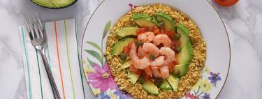 Tu dieta semanal con Vitónica: menú ligero y saciante para ayudarte a adelgazar sin hambre