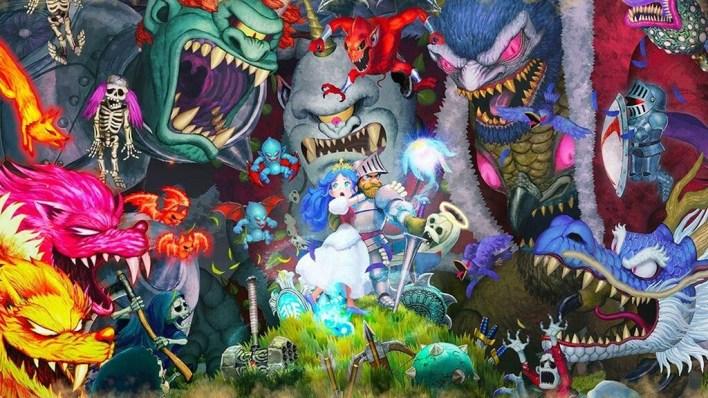 'Ghosts'n Goblins Resurrection': el juego más difícil y estilizado de Sir Arthur trae el infierno arcade a todas las consolas y PC