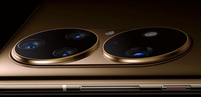 Huawei 50: detalles filtrados de sus cámaras anticipan la llegada de un sensor de 50 mega-píxeles y una pulgada