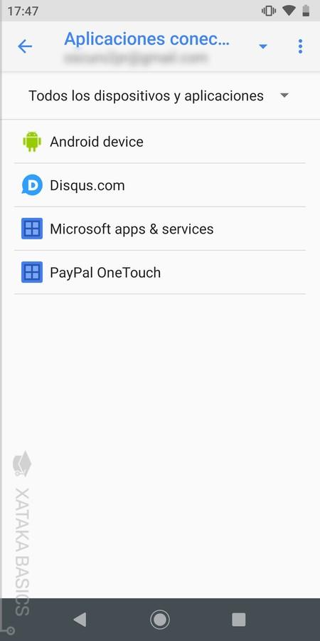 Apps Conectadas