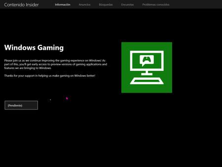Insider Xbox