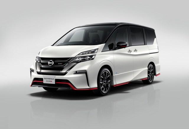 Nissan Serena Nismo