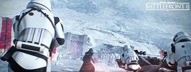 He vuelto a Star Wars: Battlefront II siete meses después y es una delicia